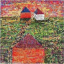 JENNIFER BARTLETT 'Houses', 2005 Limited Edition 50-Color SILKSCREEN Poster NEW!
