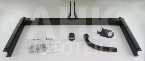 Für Audi A6 C5 Avant 97-05 Anhängerkupplung starr+E-Satz 13p