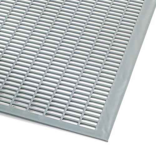 Absperrgitter Plastic dick horizontal 420x420mm 10 Stk. 3,9 eur//Stk.