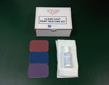 Micro-Mesh Clear Coat Paint Restore Kit
