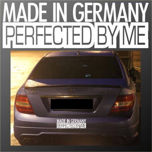 Hatch Rod VW Euro Singe Van 4x4 Vito Merc decal Made in Germany Autocollant