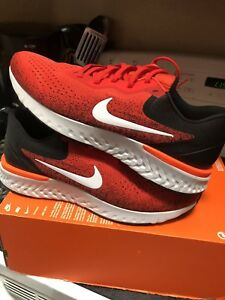 00a8af68d4af Nike Odyssey React Epic Running Red Size 14 AO9819-010 Air Max 1 97 ...