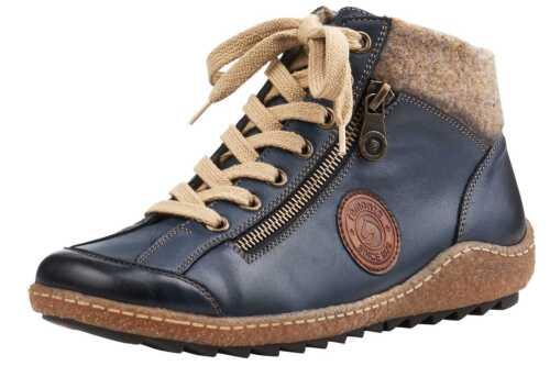 Size du Scarpe Plus Remont Boots Femme Grand Blues Xxl 9DHW2IEY