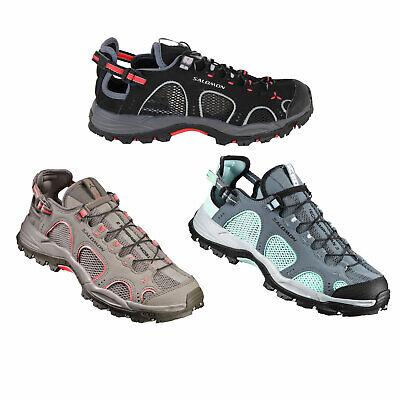 Salomon Techamphibian 3 W Damen Outdoorschuhe Wander Outdoor Sandalen Trekking   eBay