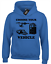 CHOOSE YOUR VEHICLE HOODY HOODIE MILLENIUM USS ENTERPRISE DOCTOR