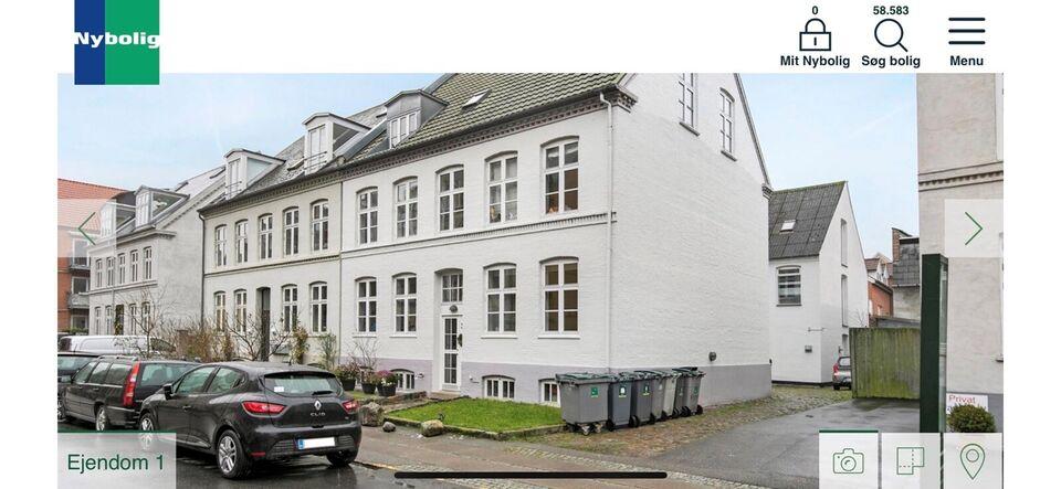 1902 2 vær. andelslejlighed, 47 m2, Lykkesholms alle 34B 2