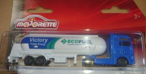 Cars /& Trailer Majorette 212053150 Neu Ecofuel MAN TGX Tanksattelzug