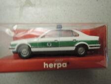 Herpa 041997 BMW 525i Polizei Bayern aus Sammlung in OVP (2016)
