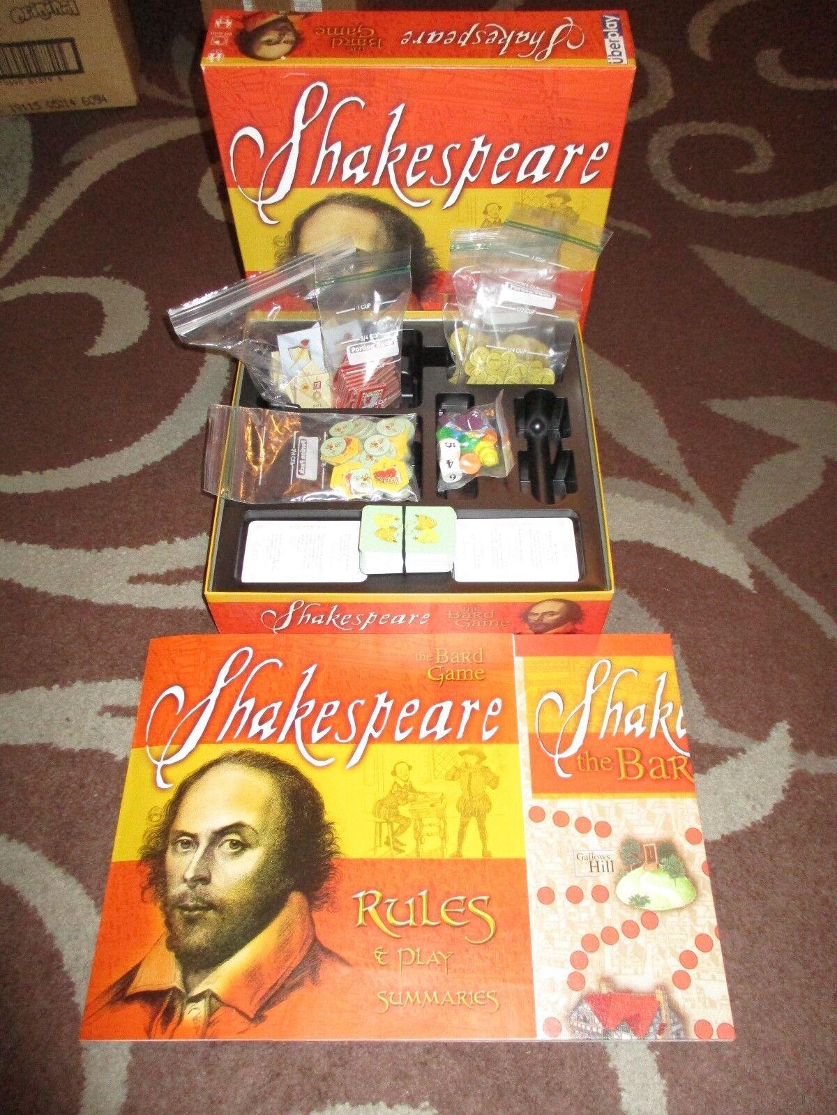 venta de ofertas Shakespeare el el el bardo juego uberJugar 2004   Completa  comprar ahora