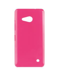 Xqisit-24597-Lumia-550-iPlate-Glossy-Case-Pink