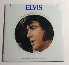 ELVIS PRESLEY A Legendary Performer Vol. 2 RCA Rec. CPL1-1349 US 1976 M 8D