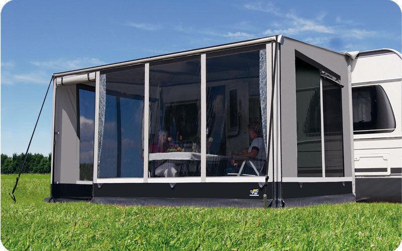 Wigo Rolli Premium Wohnwagen Classic Gr. 6 Wohnwagen Premium Markisenzelt Zelt Camping Markise 63d51e