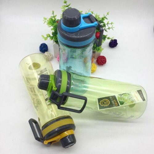Sport Water Bottle Free Cycling Bpa Sports Bike Outdoor Travel Flip Leak Cup Fly