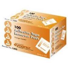 Dynarex Adhesive Tape Remover Pad 100 ea