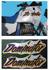 Honda NX 650 Dominator – 1991 - adesivi/adhesives/stickers/decal