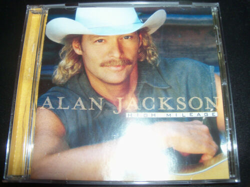 1 of 1 - Alan Jackson High Mileage - Country CD