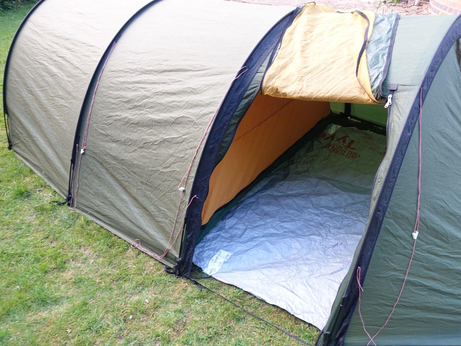 Tyvek footprints to fit Hilleberg Keron tent  3 or 4;  inner, full or full-GT