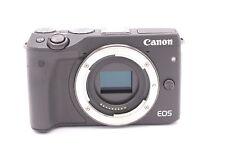Canon EOS M3 24.2 MP Digital Camera - Black (Body Only)