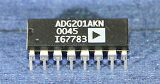 Analog Devices ADG201HSKR  High Speed Quad SPST Switch ADG201