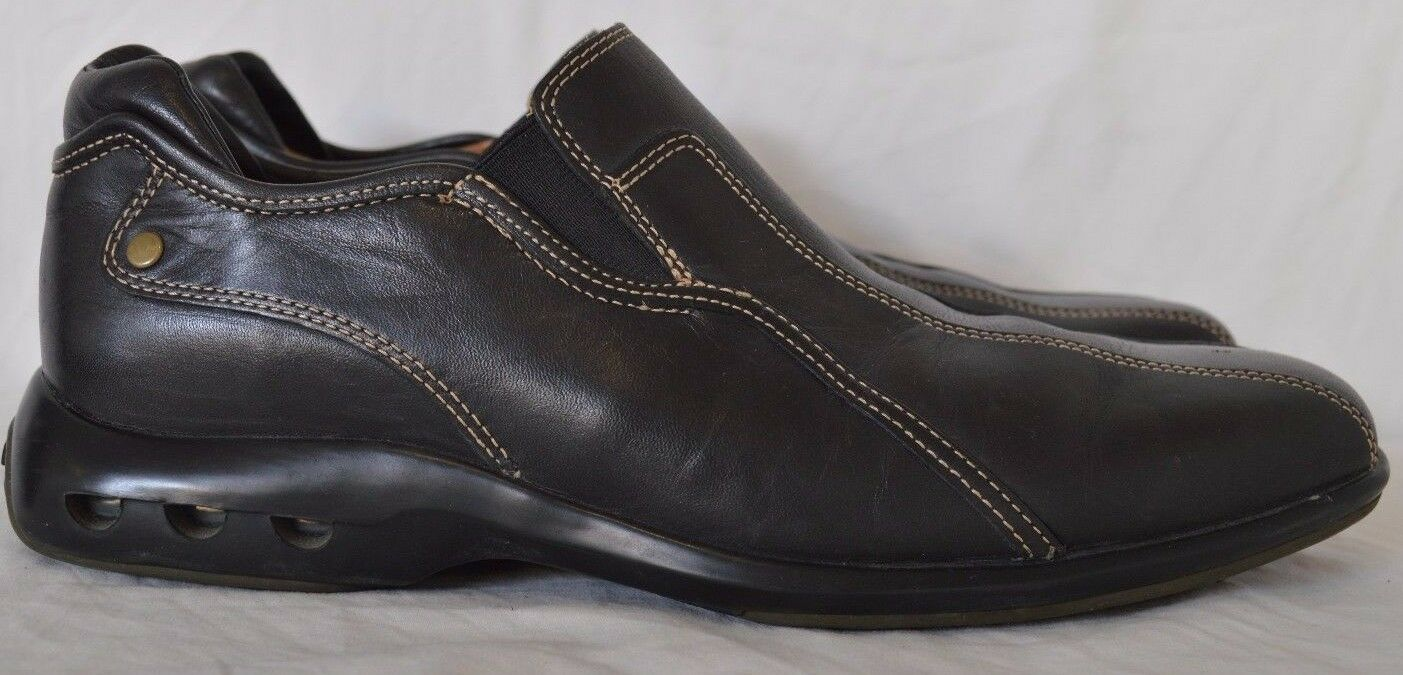 Cole Haan C04054 Air Bicycle Toe Contrast Stitch Slip On Loafer Men's US 7M