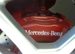 Mercedes-Benz-HI-TEMP-BRAKE-CALIPER-decals-stickers-C-E-Classe-S-SLK-CLS-CL