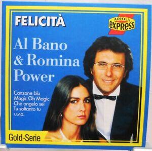 Al-Bano-amp-Romina-Power-CD-Felicita-Gold-Serie-Italo-Songs-Special-Edition
