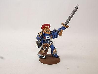 1 Space Marine Onore Guardia Capitolo Champion Warhammer 40,000 40k Gw-mostra Il Titolo Originale