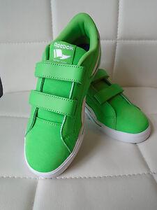 Details zu Reebok Kinder Sneakers Sport Schuhe Halbschuhe Klettverschluss Größe 30 Neu !!!
