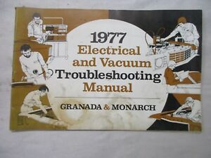 image is loading 1977-ford-granada-monarch-electrical-vacuum-wiring-diagrams -