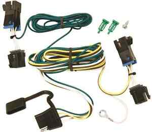 chevy silverado trailer plug wiring diagram chevy trailer plug wiring 2003-17 chevy express 1500 2500 3500 trailer hitch wiring ...