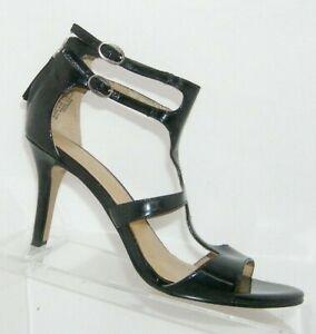 Nine West Tatoo black patent leather t