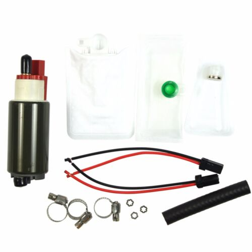 High Performance Fuel Pump Electric Intank With Installation Kit E2157 New