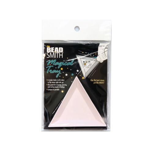 Beadsmith ® Magique Plateau Outil pour écarter verseurs triage perles & Findings