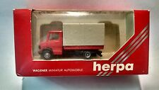 Herpa 4014 HO Canvas Back Truck