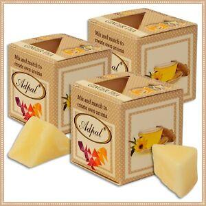 3 x Duftwachs Ingwertee | Aroma Duftkerze Schmelzwachs Wax Aromatic