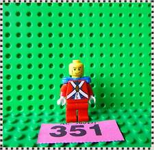 351 LEGO Minifig pi087 Imperial Soldier II, Cheek Lines
