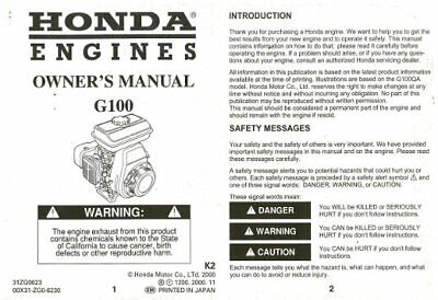 1999 honda cr v owners manual free