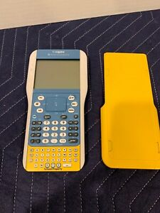 Texas-Instruments-TI-Nspire-Graphing-Calculator-Yellow-School-Edition-Tested