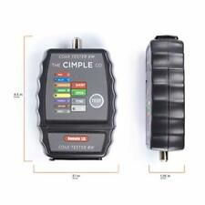 8 Port Coax Cable Mapper Tester Tracer And Toner Commercial Grade Coaxial