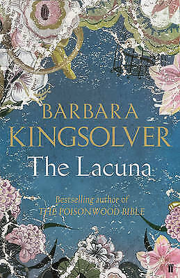 """VERY GOOD"" Kingsolver, Barbara, The Lacuna, Book"
