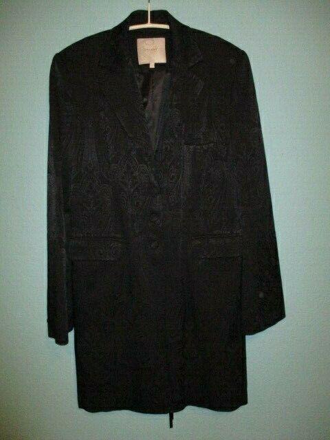 schwarzer eleganter FRANSA 2-Teiler in Gr. 40 oder L