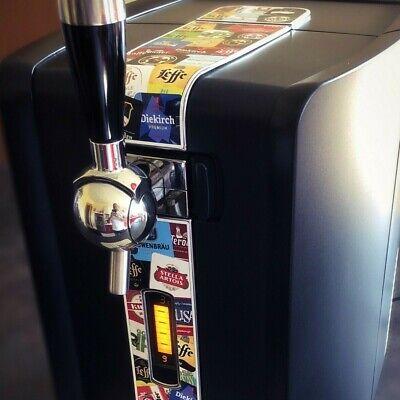 tireuse pompe à bière Médaillon stickers autocollant bière