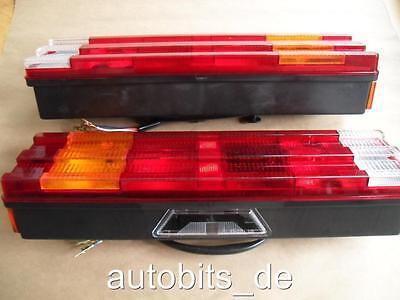 2 X RÜCKLICHT RÜCKLEUCHTE Heckleuchte für Mercedes Benz Actros Mp1 24V