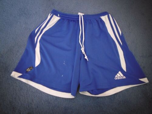 26 Retro 3stripe rétro Shorts 26 véritable Bleu Blue Adidas 3stripe 80'90s 80'90s Waist 40Vintage Adidas Genuine Vintage Vintage Mens Shorts 40 taille 1JFlKc