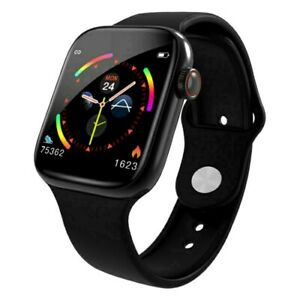 Smart-Watch-Heart-Rate-Blood-Oxygen-Pressure-Sports-ECG-IP67-Fitness-ISO-Android