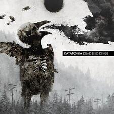 KATATONIA Dead End Kings - 2LP / Black Vinyl - OVP / Factory Sealed