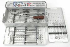 Small Fragment 35 40mm Complete Instrument Set Of Orthopedic Instruments