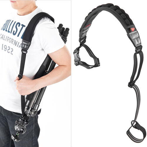 AIRCELL ATS70NU Universal Tripod AIR Cushion Carrying Neoprene Hook Strap Belt