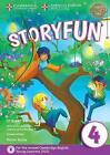 Storyfun for Movers Level 4 Student's Book with Online Activities and Home Fun Booklet 4 by Karen Saxby (Mixed media product, 2017)