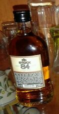 Bottiglietta  Mignon Da Collezione Brandy Cognac Stock 84 Sigillata Prezzo Super